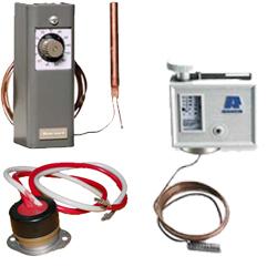 Ac & R Temperature Controls