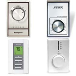 Thermostats Non Programmable