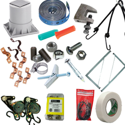 Pipe And Equipment Hangers And Unistrut