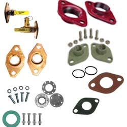 Circulator Flanges,Gaskets And Bolts
