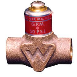 Water Heater Tankless Flow Restrictor