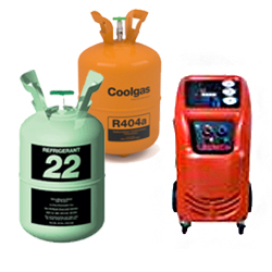 Refrigerant(Freon) And Recovery